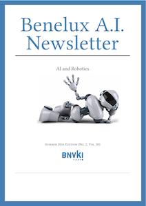 Benelux AI Newsletter Summer 2016