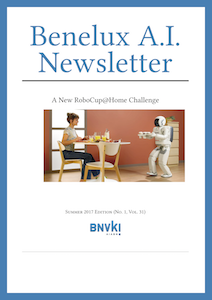 Benelux AI Newsletter Spring 2017